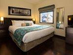 Grande Rockies Resort Bedroom