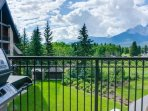 Grande Rockies Resort Exterior Fence