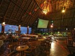The Royal Caribbean Resort Restaurant Party Area