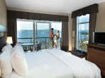 The Beach Club Resort Bedroom With Balcony View
