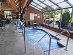 Polynesian Water Park Resort Whirlpool Double Queen