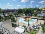 Polynesian Water Park Resort Balcony Double Queen