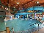Polynesian Water Park Resort Indoor Water Park Double Queen