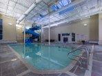 Grande Rockies Resort Pool Side