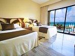 The Royal Caribbean Resort Bedroom