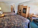 Polynesian Water Park Resort Bedroom Double Queen