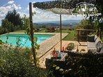5 bedroom Villa in Loppeglia-Fiano, Tuscany, Italy : ref 5483965