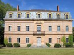 7 bedroom Chateau in Le Fousseret, Occitania, France : ref 5481429