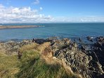 Coastal path walk to Mevagissey