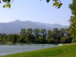 Lac de baignade à 5 km