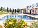 4 bedroom Villa in Malhadais, Faro, Portugal : ref 5405539