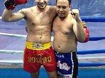 Traning Thaiboxing