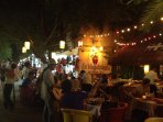 Playa de Carman fine dining, clubs, excellent shopping and  active night life.