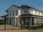 Unsere neue Villa Toskana Rothenburg Baujahr 2015