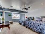 Room #1 - 2 Queen Beds
