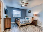 Room #3 - 1 Queen Bed