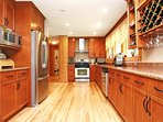 This Massive Kitchen Hides Every Tool You Could Imagine To Make Your Culinary Masterpiece