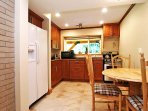 The Main Floor Kitchenette/Wetbar is Right Off The Living Area for Easy Access!