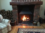 Cosy fires