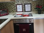 Kitchen Range/Oven