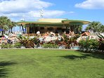 Outdoor Mini Golf and Turtles Nest Pool Bar & Grill