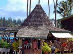 Napili Shore is home to the Gazebo Restaurant - famous for it's macadamia nut pancakes and oceanfront setting.