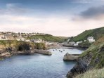 Nearby Port Isaac