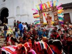 During your stay take the times to head to Chichicastenango a one day trip easely to set up