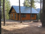 New cabins built in 2016 and ready for you to come experience NW Montana the best way possible.