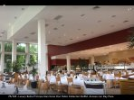 9 different restaurants to choose from (buffet style)