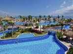 FREE ACCESS all of Bahia Principe's 7 different Resort Pools and amenities