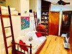 Attic Bedroom with En Suite