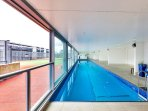 25m indoor Lap swimming Pool free to use