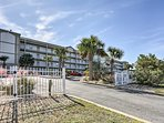 Mere steps from the shore, this Dauphin Island condo is the perfect destination for your next coastal escape!