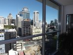 ook out of Auckland skyline from the Top level ( at Public area).