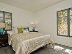 Bedroom 2: Queen - Hotel collection bedding, views