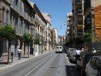 Calle La Victoria y Pasaje Clemens