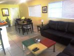 Living Roon/Dining Room