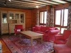 Living room - etage