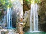 beauty waterfalls nearby