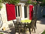 Les Saulises - Idyllic rural cottage, quiet location, 16km from beaches