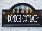 Welcome to Donich Cottage