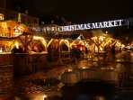 Nearby Christmas Market. 2 minutes walk from my flat