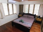 main bedroom - airconditioned