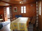 Eat corner - Living room