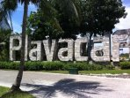 We are here, Playacar fase1, the best luxury place in Playa del Carmen