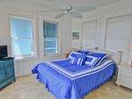 2nd Bedroom; Queen size bed; Flat Screen TV