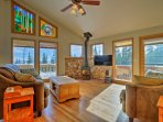 This gorgeous 1,850-square-foot property features 4 bedrooms & 2 bathrooms.