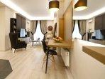 Dinning & Living Room.