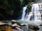 Nauyaca Waterfall Nearby